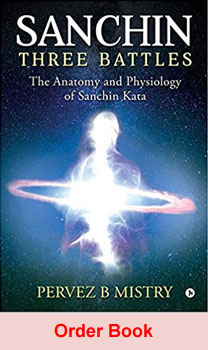 Sanchin Three Battles Book Review